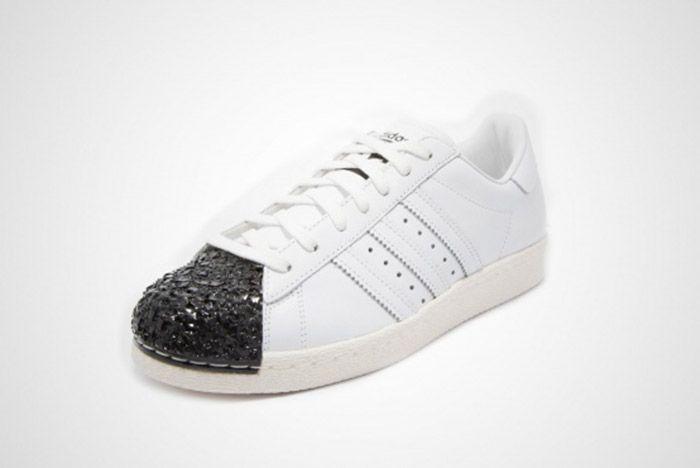 Adidas Superstar 80 S Metal Toe Tf Womens 6