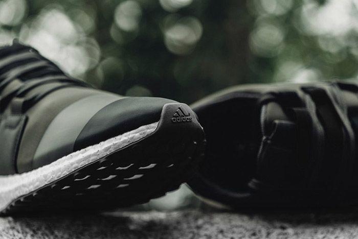 Adidas Y3 Kozoko Low Black Olive 3
