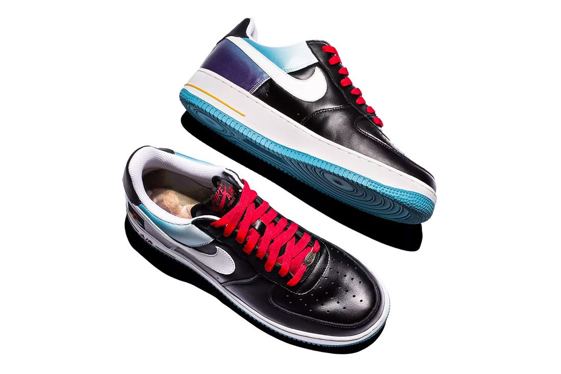 Nike Air Force 1 Playstation Top