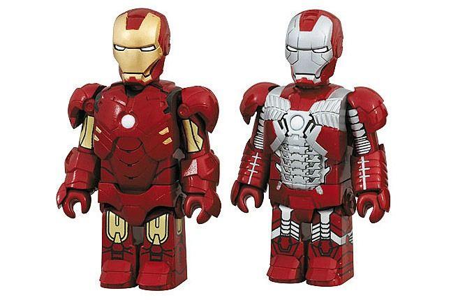 Iron Man2 Kubrick Set 2 1