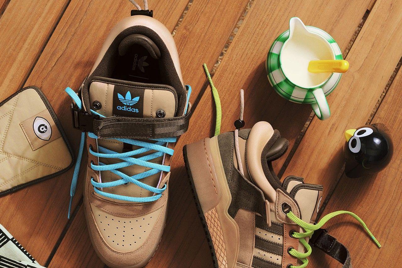 Bad Bunny x adidas Forum 'The First Café'