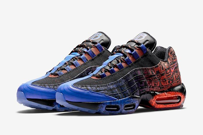 Nike Air Max 95 Doernbecher Front Shot 2