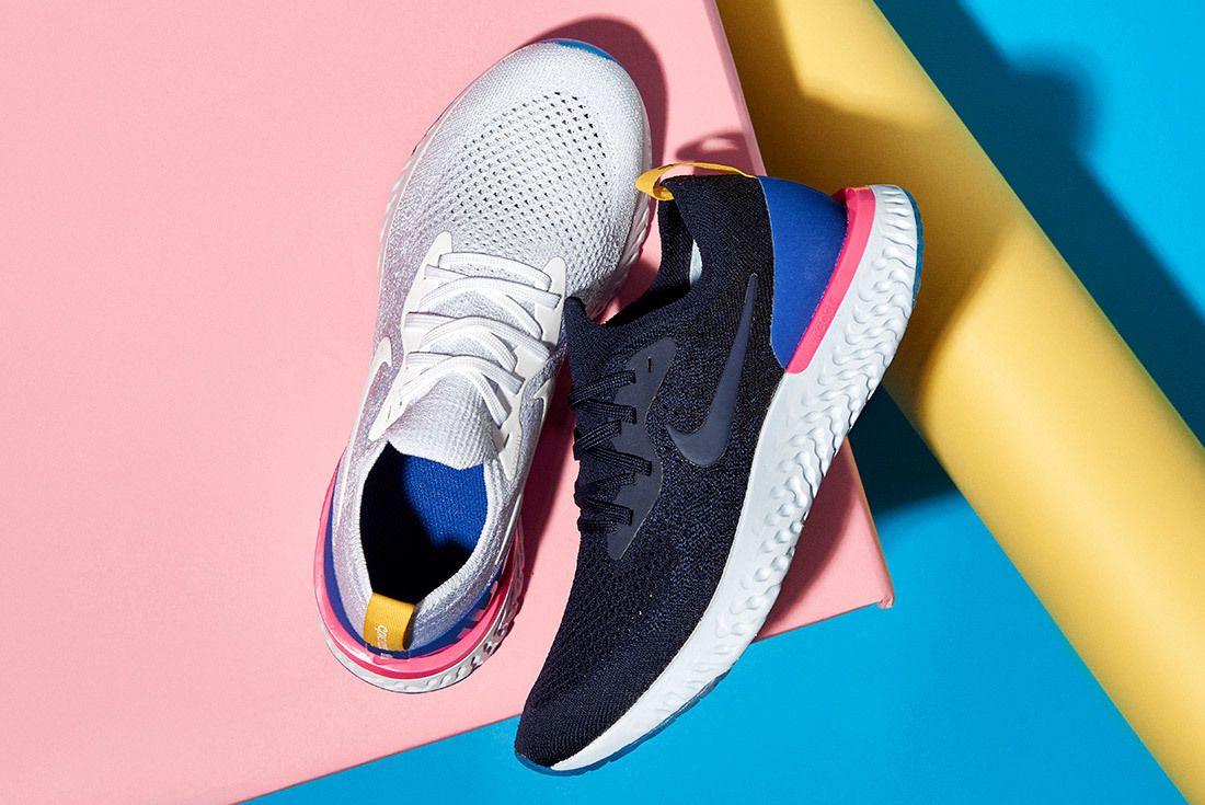Nike Epic React Flyknit Jd Sports 1