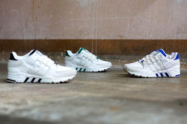 Adidas Originals Eqt Running Support 93 White Pack 1