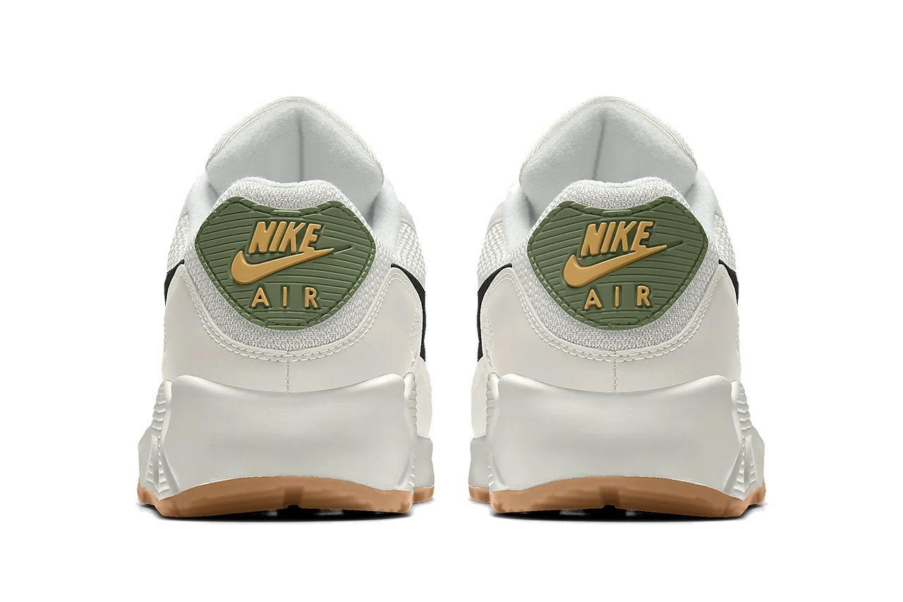 SHABBAAAAA Nike By You Air Max 90 Heel
