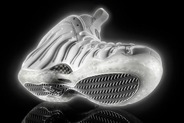 Nike Air Foamposite White Ice Sle 1