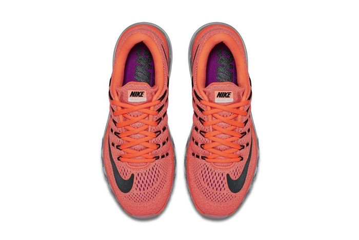 Nike Air Max 2016 Hyper Orange Sunset Glow 5