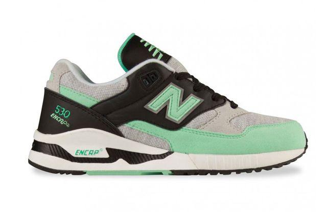 New Balance 530 Mint Green 1