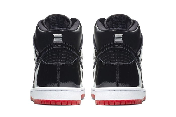 Nike Sb Dunk High Bred 4