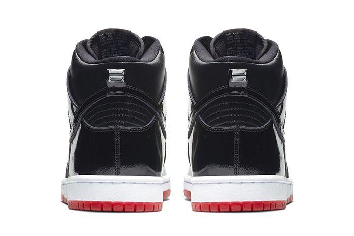 Nike Sb Dunk High Bred 4