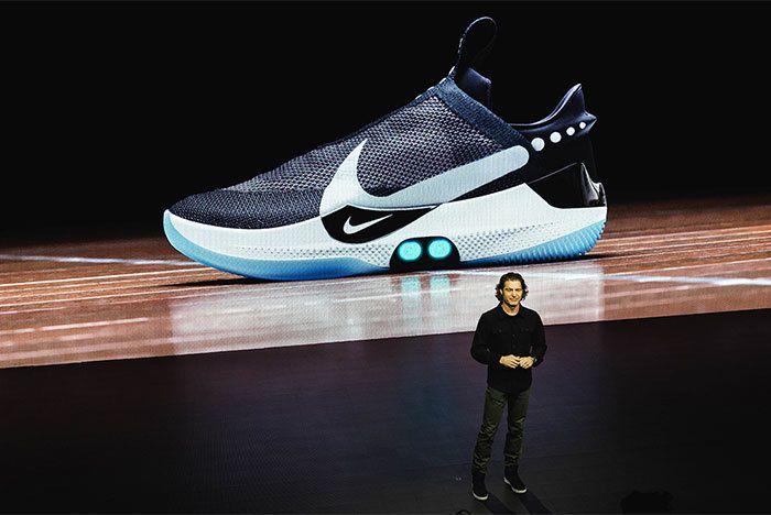 Nike Adapt Bb Up Close Sneaker Freaker15