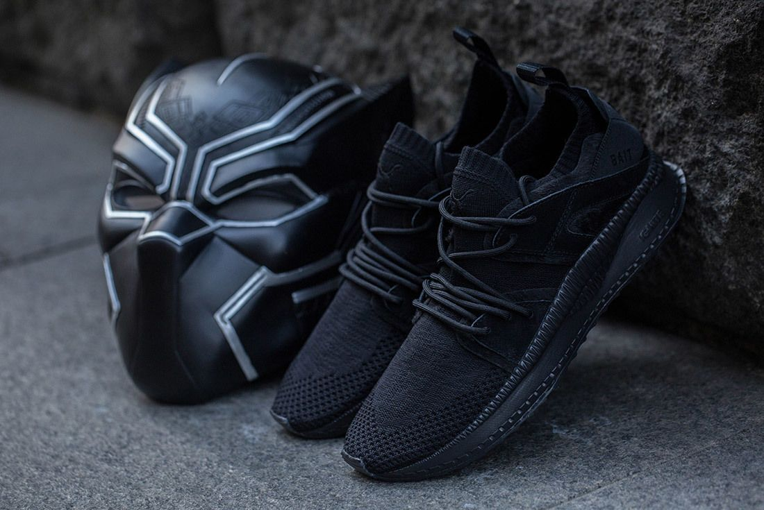 Bait Puma Black Panther Sneakers 4