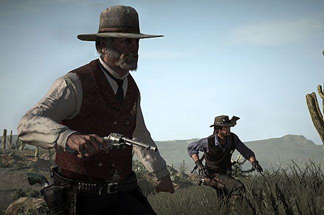 Red Dead Redemption Rockstar 3 1