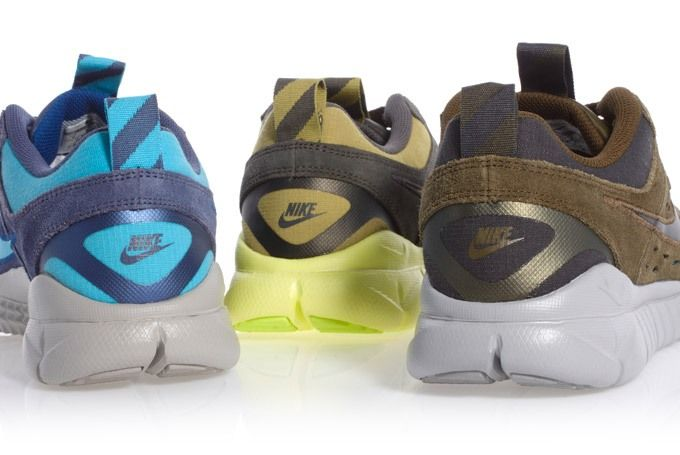 Nike Free Trail Albis Heels