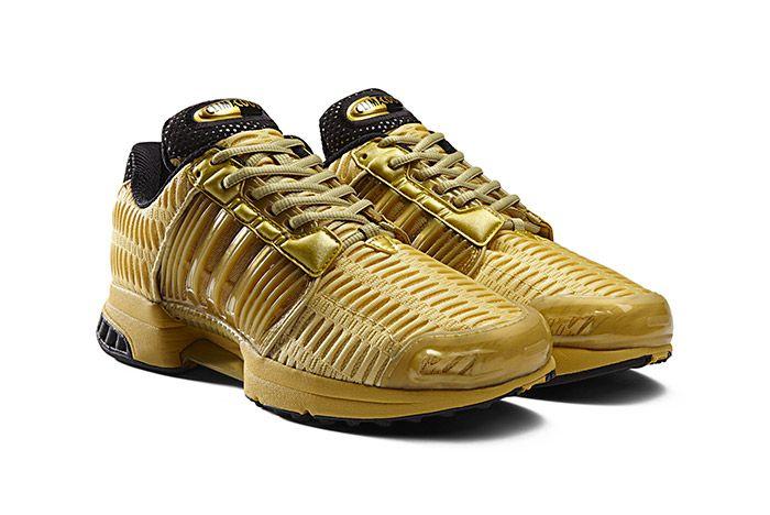 Adidas Climacool Precious Metals Pack Gold 3