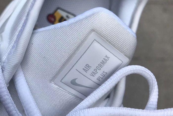 Nike Vapormax Plus White 8