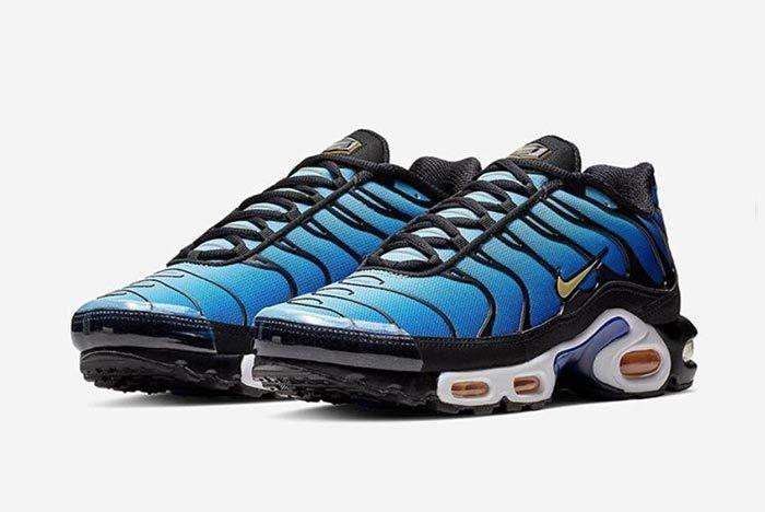 Nike Air Max Plus 'Hyper Blue' Release