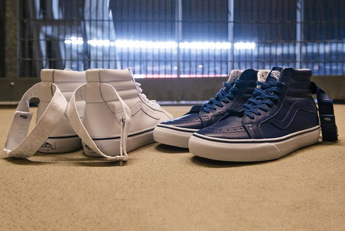 The General X Mlb Yankees X Vans