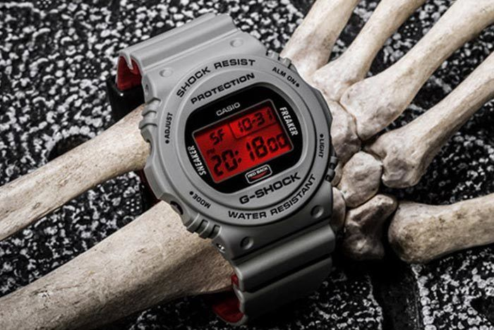 Redback Gshock Sneakerfreaker Video