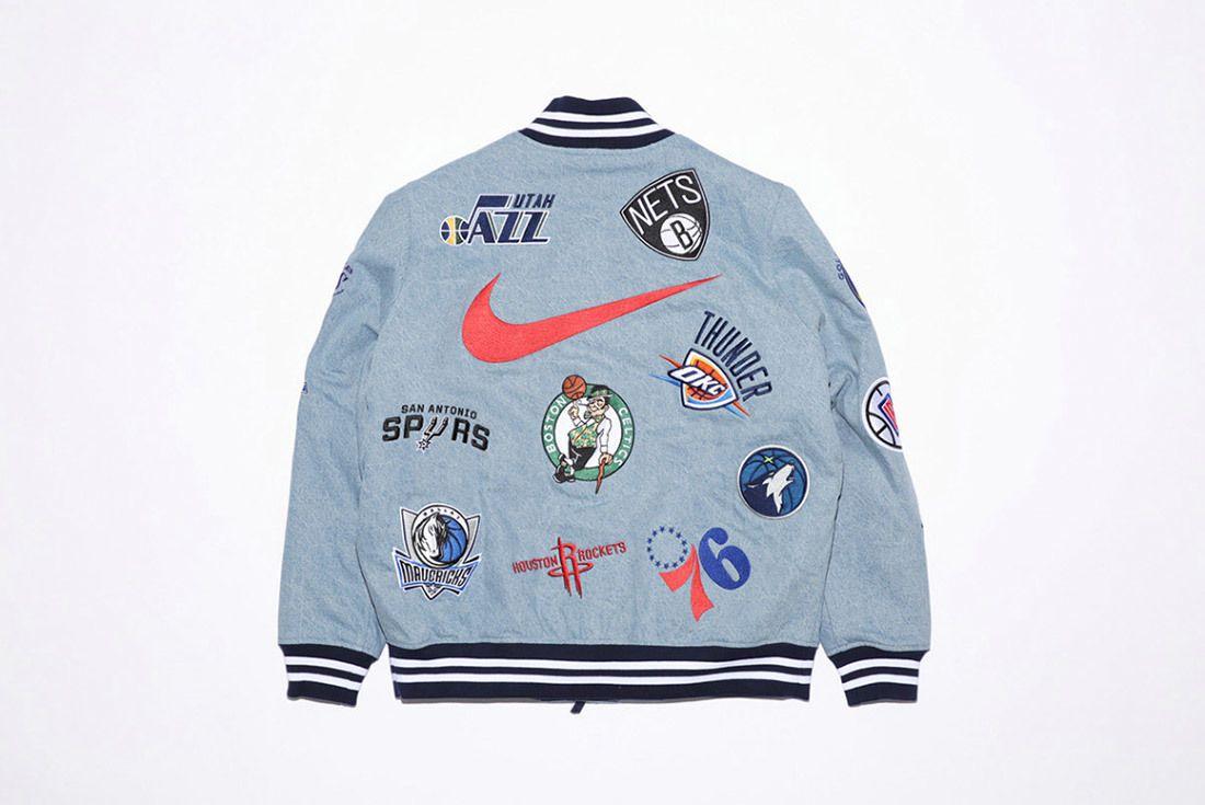 Supreme Nike Nba Air Force 1 High Sneaker Freaker 4