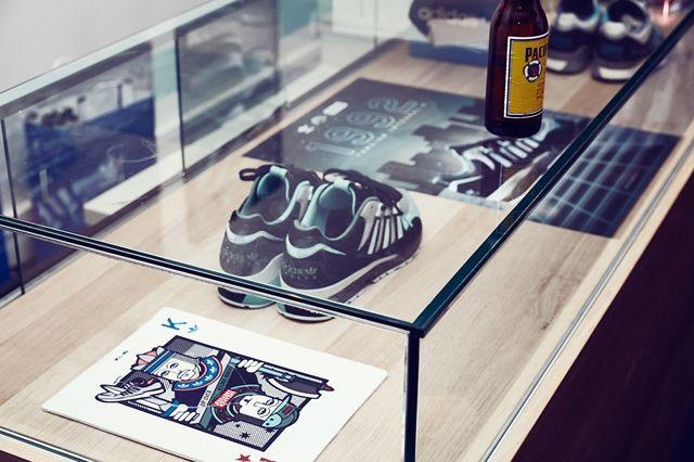 Sneaker Freaker Adidas Torsion Integral S Launch 11