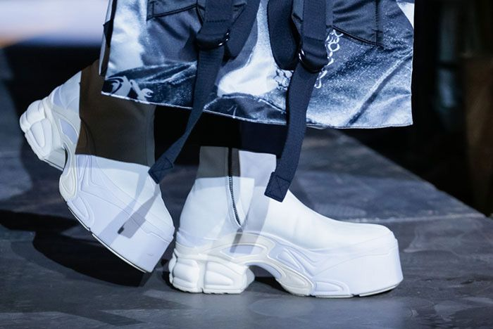Raf Simons Adidas Ss19 Ozweego White