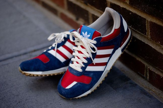 Adidas Zx700 Navy Red Elevated 1