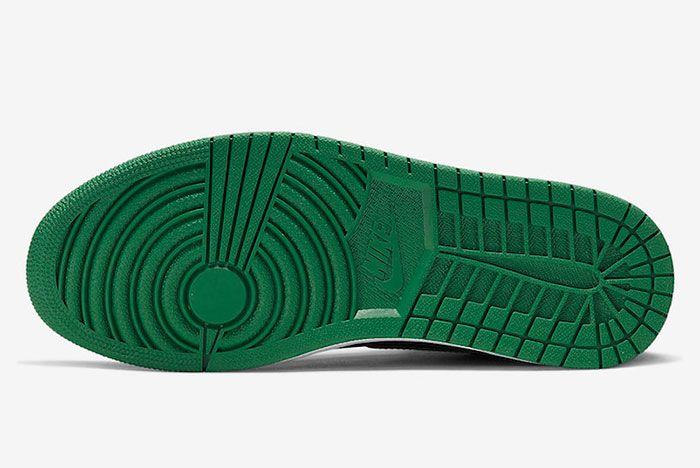 Air Jordan 1 High Pine Green Sole