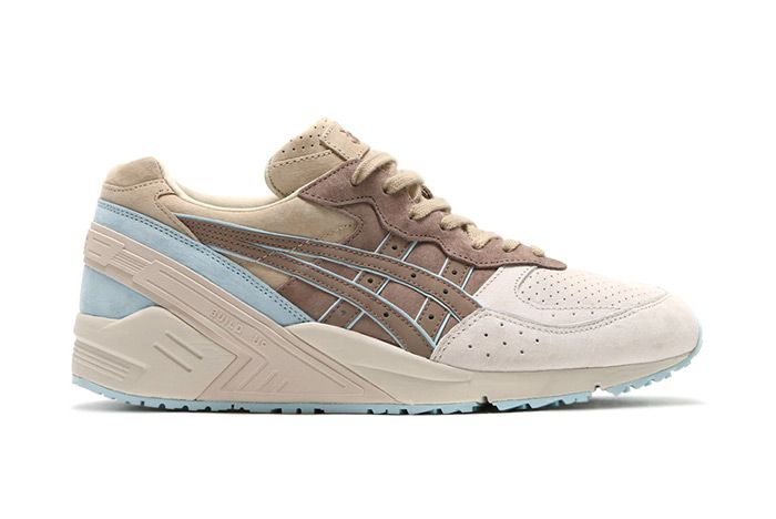 Asics Gel Sight Taupe Grey 3
