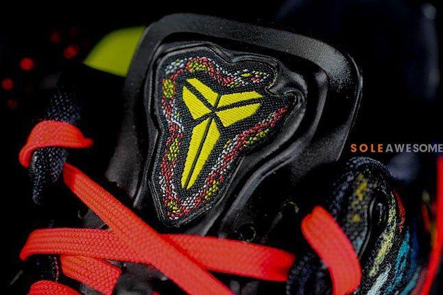 Nike Kobe Tongue 1