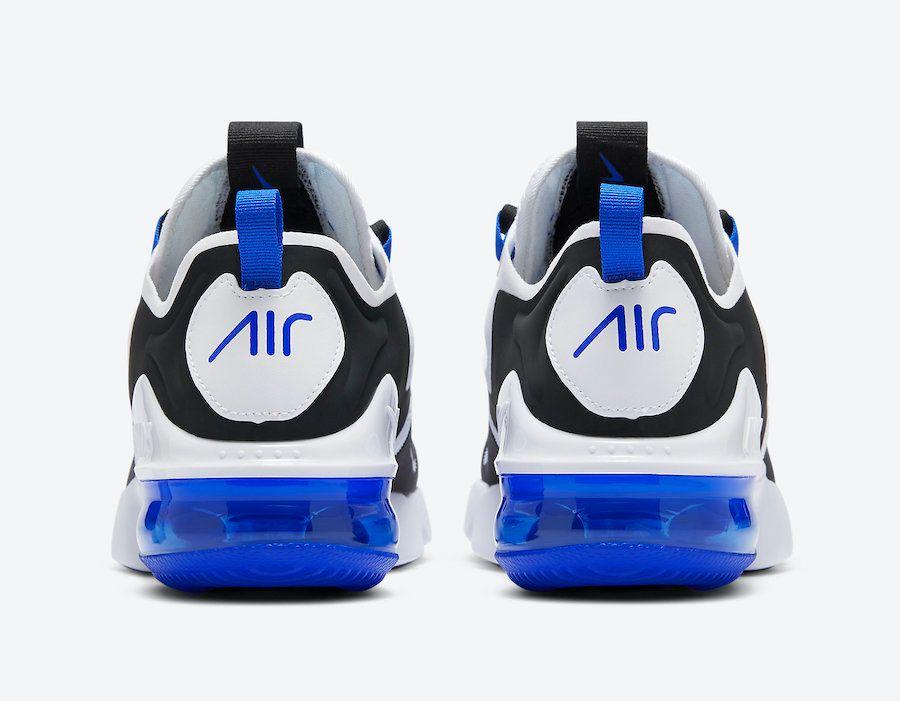 Nike Air Max Infinity Game Royal Heel