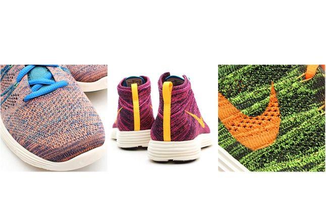 Nike Lunar Chukka Flyknit Fall13 7