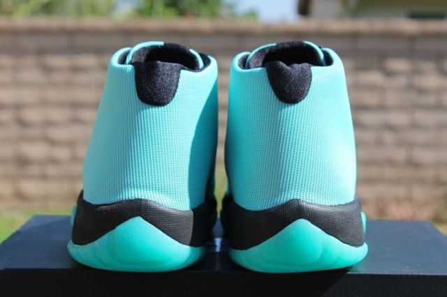 Air Jordan Future Gs Bleached Turquoise 3