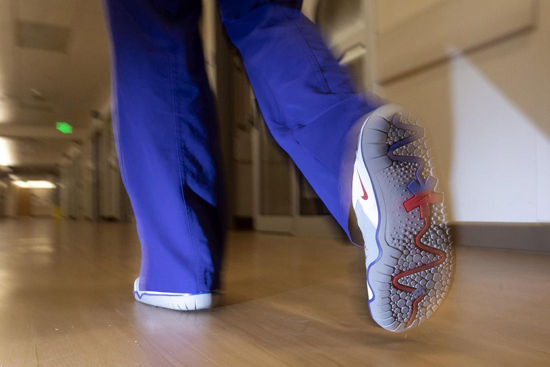 Nike Air Zoom Pulse Healthcare Donation