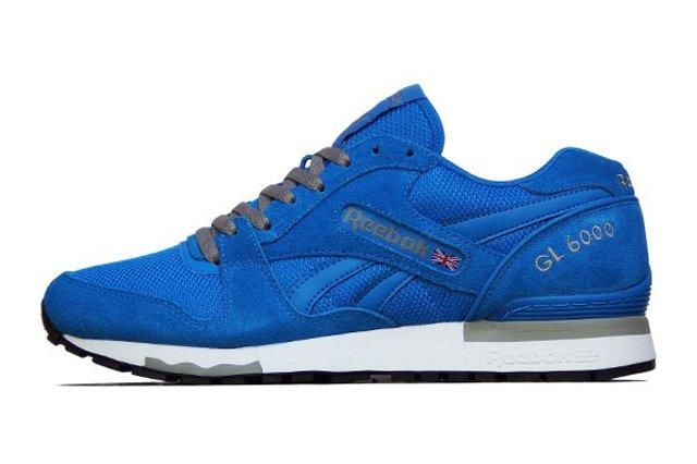 Reebok Gl6000 Blue Lateral
