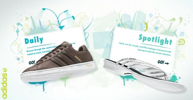 Adidas Style Essentials 1