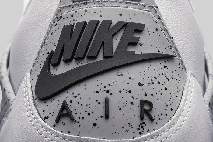 Air Jordan 4 White Cement4