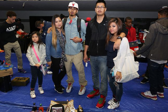Sneaker Con Atlanta Air Jordan Lebron 1