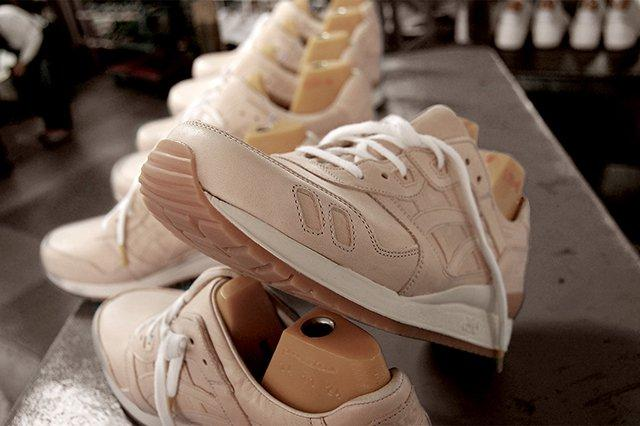 Asics Gel Lyte Iii Tanned Leather 7