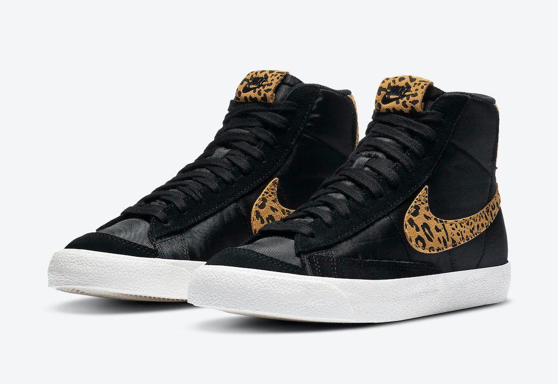 "Nike Blazer Mid ""Leopard"""
