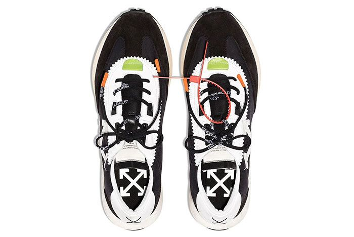 Off White Running Sneaker3 Top