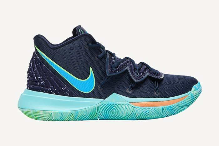 Nike Kyrie 5 Ufo Lateral