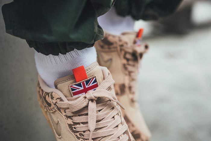 Nike Air Force 1 Jewel Camo 4
