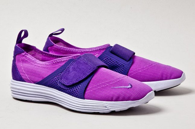 Nike Lunar Rift Racer Purple Pair 1