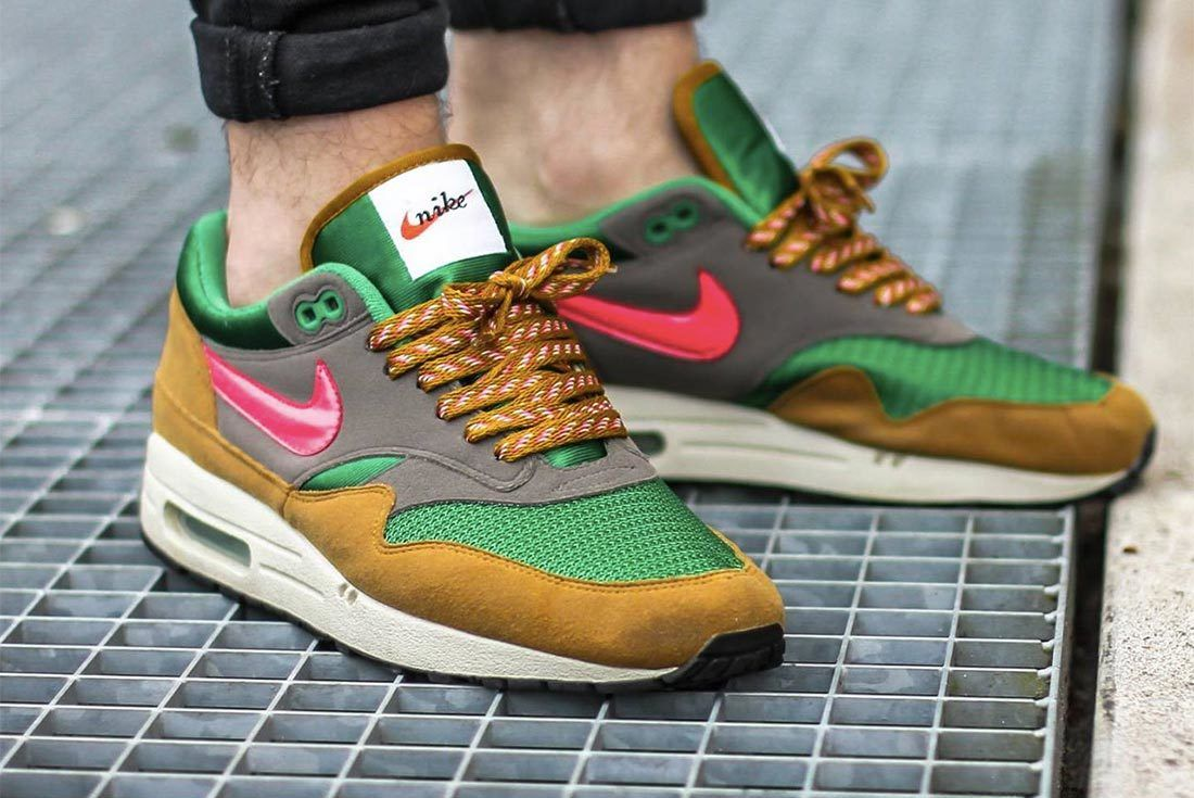 The All Time Greatest Nike Air Max 1S Part One Brs Powerwall