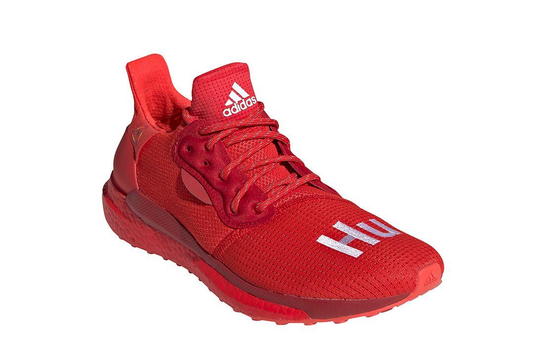 Adidas Pharrell Williams Solar Hu Red