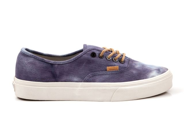 The Vans Dqm General Authentic Hbt Ocean Side