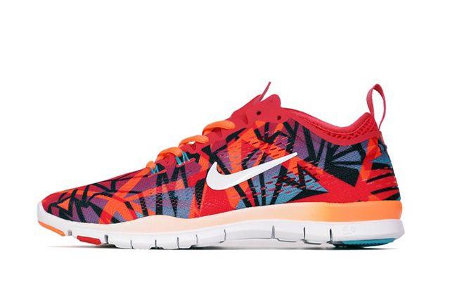 Nike Wmns Free Fractal Print 4