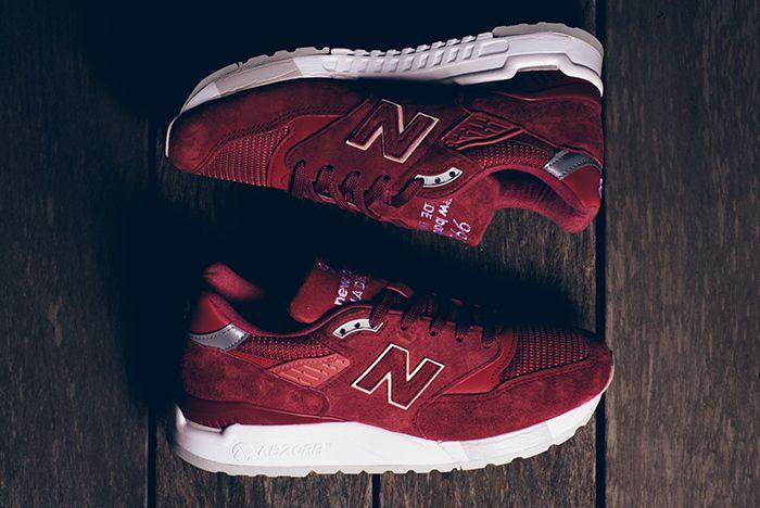 New Balance W998 Rbe Sneaker Politics Instagram 6 Sneaker Freaker