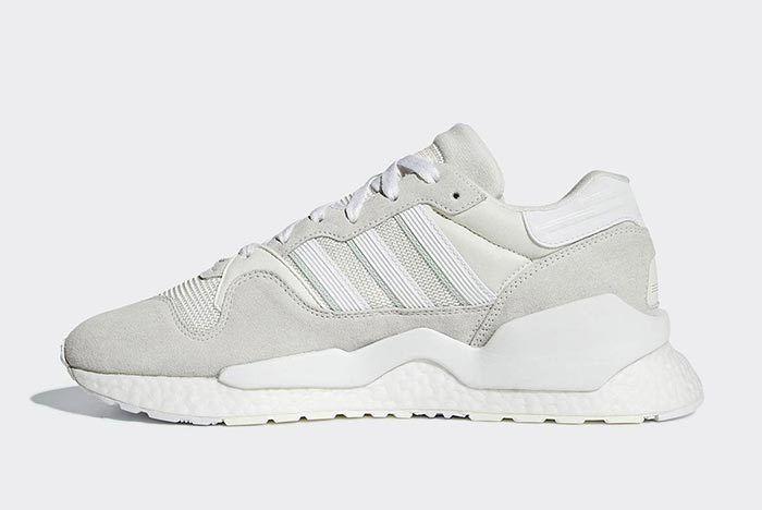 Adidas Zx930 Boost White Grey 3